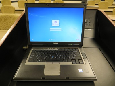 Instructor Laptop