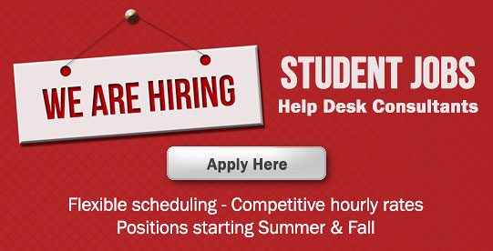 RU-Camden IT Hiring for Summer and Fall 2021 Help Desk consultants
